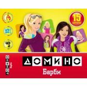 Домино 15 элементов №006 Барби