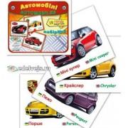"""Картки """"Автомобілі-2"""" (19 карток), Эдельвейс ON-10У"""