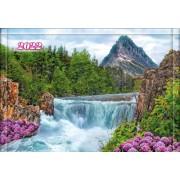 Календар квартальний на 2022 рік (1 пружина) - КБ-02