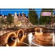 Календар квартальний на 2022 рік (1 пружина) - КБ-06