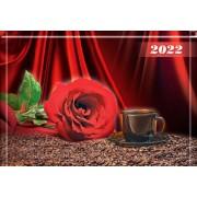 Календар квартальний на 2022 рік (1 пружина) - КБ-08