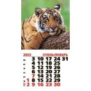 Календар магнітний на 2022 рік на спіралі - MNA-12