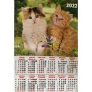 Календар-плакат на 2022 рік А2-SK-06