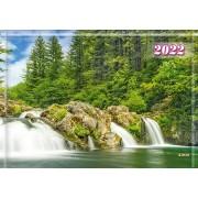 Календар квартальний настінний на 2022 рік Б.ЭК-03