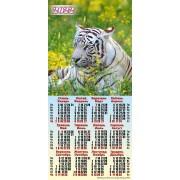 Календар-плакат третинка на 2022 рік ТР-03