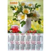Календарь-плакат на 2019 год А2-04