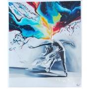 """Картина по номерах """"СПЛЕСК ПОЧУТТІВ"""", 40х50см, 1*, фарби пензлики (3шт), Josef Otten, RA3315"""