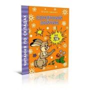 """Книга """"Сонячний зайчик"""" (Читання по складах) - Талант 8424-236"""