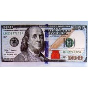 Конверт для грошей (без тексту) - Экспресс Удачи KNV-00195N
