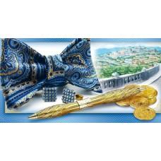 Конверт для грошей - Едельвейс КМ-122 (без тексту)