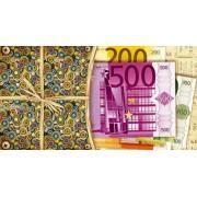 Конверт для грошей - Едельвейс КМ-129 (без тексту)