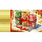 Конверт для грошей - Едельвейс КМ-132 (без тексту)