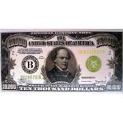 Конверт для грошей - Едельвейс КМ-227 (без тексту)