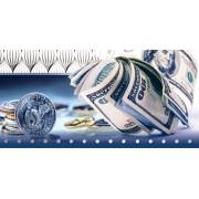 Конверт для грошей (без тексту) - Этюд Т-226