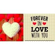 "Конверт для грошей ""Forever in love with you!"" - Радіка ЛВ-01-354"