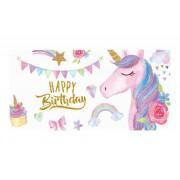 """Конверт для грошей """"Happy Birthday"""" - Радіка ЛВ-01-442"""