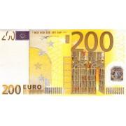"Конверт для грошей ""200 євро"" -  KNV-00377"