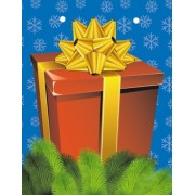Пакет подарочный ламинированный -=E=- ТM Очень Хорошо PEN-1048