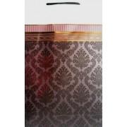 Пакет подарочный (матовый, фольга, фрагментарный лак, 26,5х16,5х7 см) - ПКС-11TF-02-252