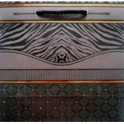 Пакет подарочный (матовый, фольга, фрагментарный лак, 22,5х23х10 см) - ПКС-11TF-04-251