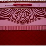 Пакет подарочный (матовый, фольга, фрагментарный лак, 22,5х23х10 см) - ПКС-11TF-04-255