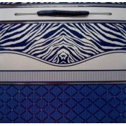 Пакет подарочный (матовый, фольга, фрагментарный лак, 22,5х23х10 см) - ПКС-11TF-04-256