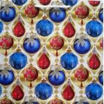 Пакет ламинированный новогодний (24х24х10 см) - Эдельвейс П2-109