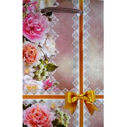 Пакет подарочный (17,5х11,5х5 см) ПКМ-11-01-1317