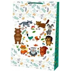 Пакет картонный матовый - Радіка Лкф В4-15 (35х25х8,5 см)