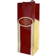 Пакет подарочный (мелованный картон 220 г/м2, 11,6х11,6х32 см) - Радіка РКД-4-01