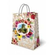 Пакет подарочный (крафт, 16,5 х 26,5 х 7 см) - Открытка.ЮА. ВКР-0052/557