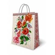 Пакет подарочный (крафт, 16,5 х 26,5 х 7 см) - Открытка.ЮА. ВКР-0054/558