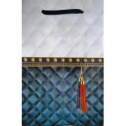 Пакет подарочный (17,5х11,5х5 см) ПКМ-11-01-1358
