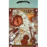 Пакет подарочный (26,5х16,5х7 см) ПКС-11-02-1387