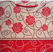 Пакет подарочный (22,5х23х10 см) - ПКС-11-04-1386