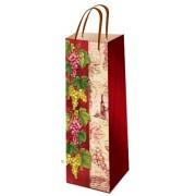 Пакет ламинированный картонный (36х12х10 см) - Эдельвейс П6-014