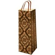 Пакет ламинированный картонный (36х12х10 см) - Эдельвейс П6-015