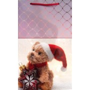 """Пакет ламінований новорічний """"В"""" - ТОВ """"Листівка.ЮА."""" ПАК-0722/1011"""