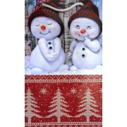 """Пакет ламінований новорічний """"В"""" - ТОВ """"Листівка.ЮА."""" ПАК-0723/1011"""
