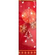 """Пакет ламінований новорічний """"Д"""" - ТОВ """"Листівка.ЮА."""" ПАК-0724/1012"""