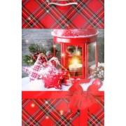 """Пакет ламінований новорічний """"А"""" - ТОВ """"Листівка.ЮА."""" ПАК-0727/1014"""