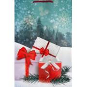 """Пакет ламінований новорічний """"А"""" - ТОВ """"Листівка.ЮА."""" ПАК-0728/1015"""