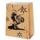 """Пакет крафтовий (крафт темний, 24х37,5х10 см) - ТОВ """"ТБВ """"Едельвейс""""  П1-026Кр"""