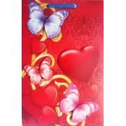 """Пакет матовый картон """"А"""" (36,5х24,5х8,5 см) - Открытка.ЮА. ПАК-0338/256 ДСВ"""