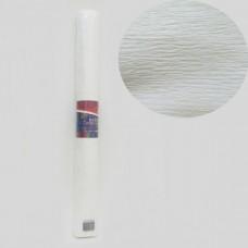 Папір кольоровий крепований, 35%, 20г/м2 , 50*200см, JOSEF OTTEN, KR35-8020 (БІЛИЙ)
