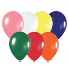 """Воздушный шар пастель 12""""/30см (ассорти 100 шт.) №11"""