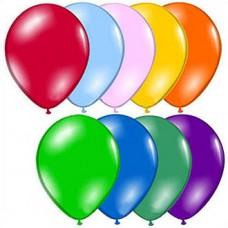 """Воздушный шар пастель 18""""/45см (ассорти 100 шт.) №14"""