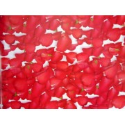 Упаковочная бумага Эд-УБ-110 (лепестки роз) (100х70 см, 5 шт.)