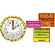 """Набір навчальний НЭ-0115/273 """"Вчимося визначати час"""""""