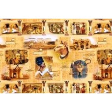 """Упаковочная бумага с пантоном (100х70 см) Эд-УБ-074-П """"Египет"""" 5 шт."""